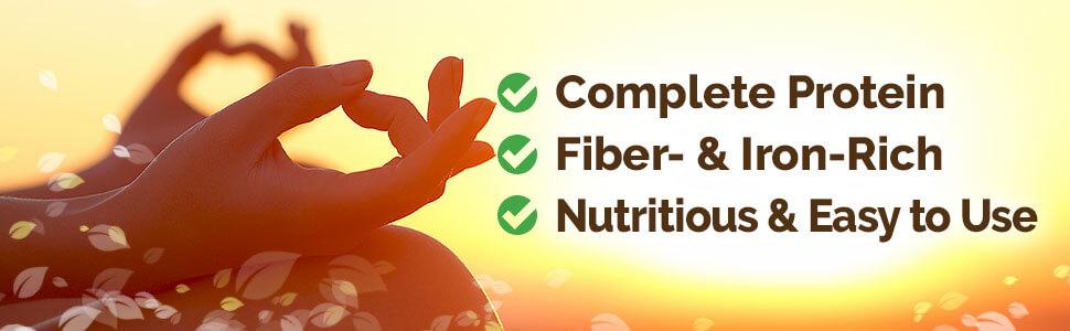 HerbaZest - Quinoa Flakes Benefits