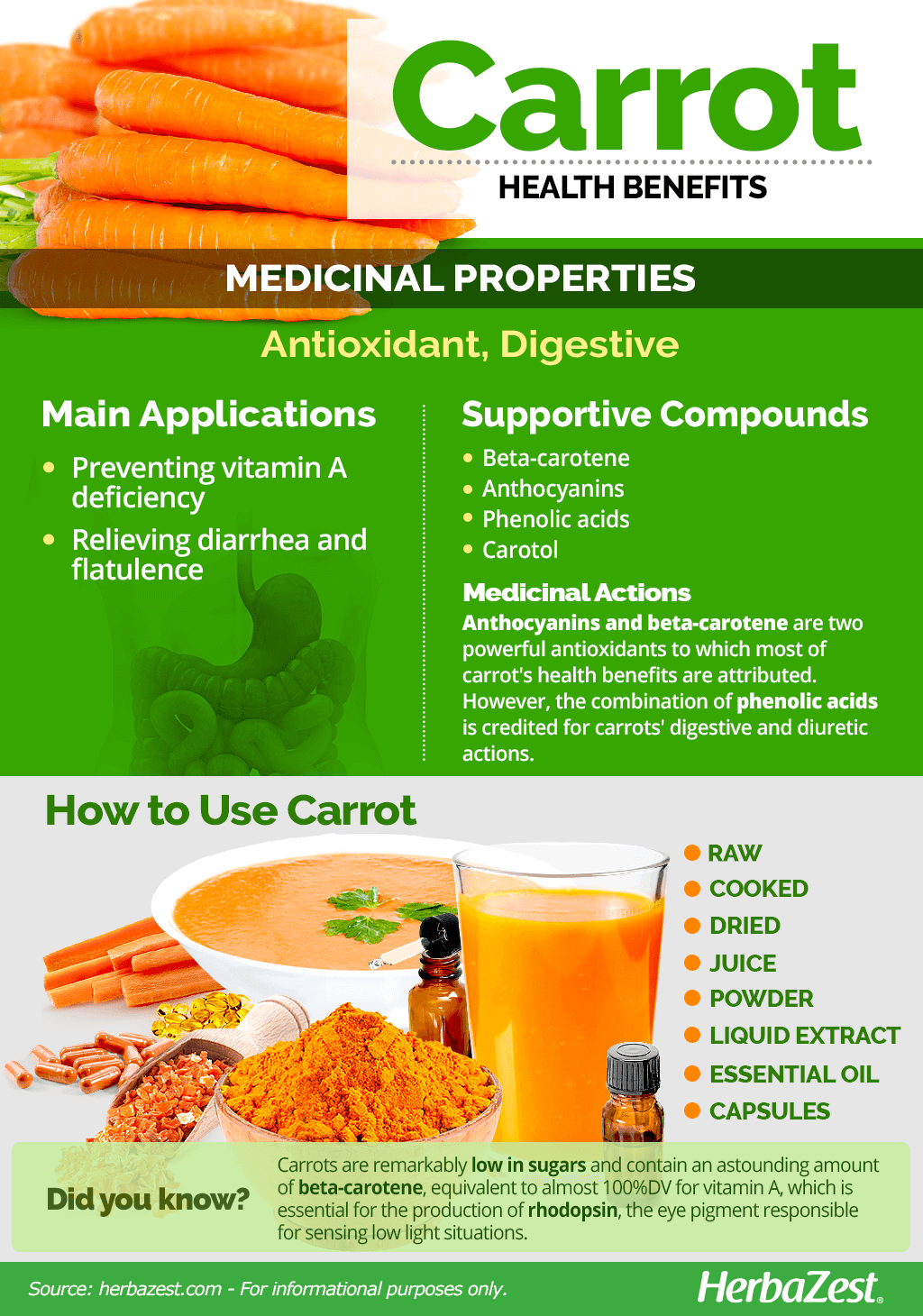 All About Carrot