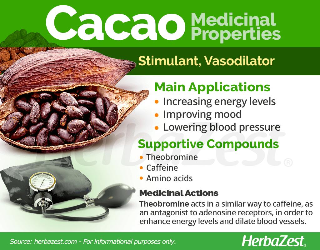 Cacao Medicinal Properties