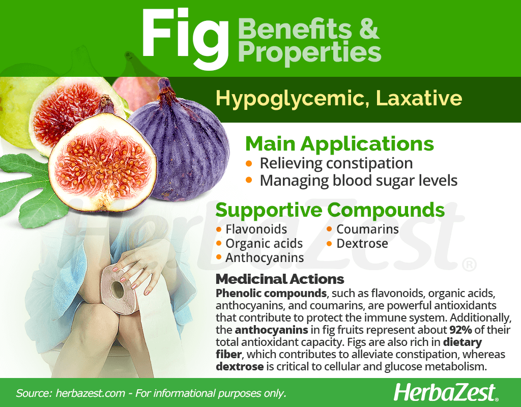 Fig Benefits and Properties