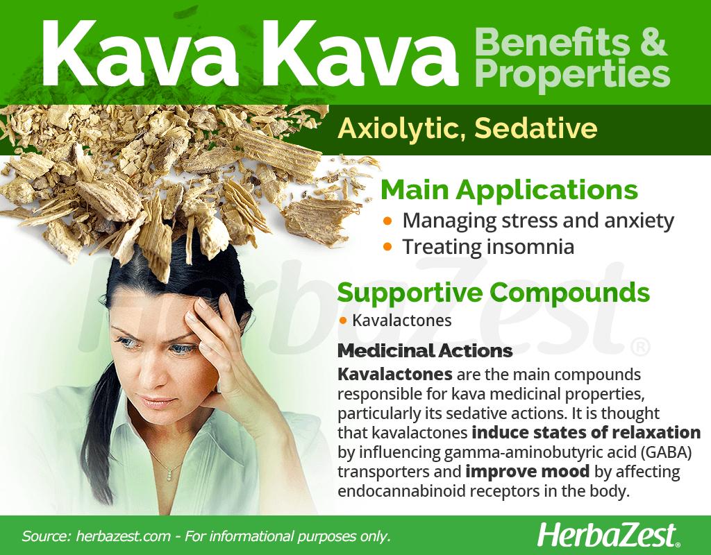Kava Kava Benefits and Properties