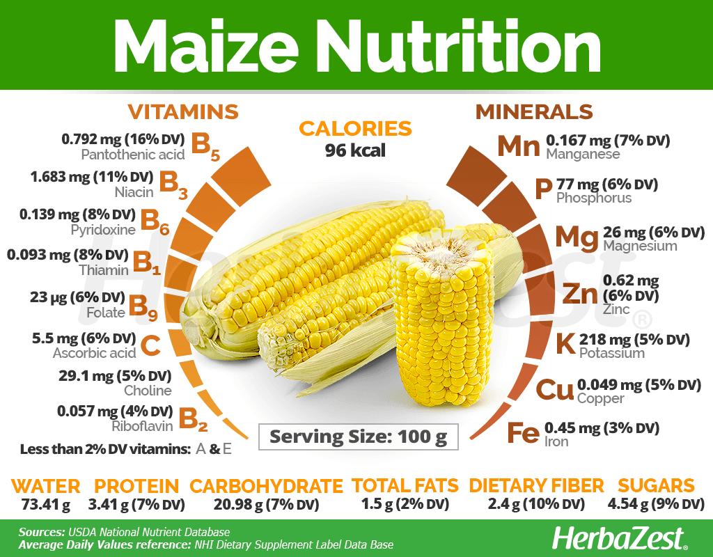 Maize Nutrition