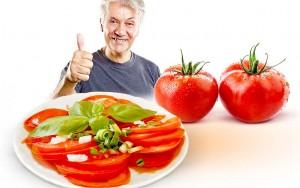 Recent studies point at a strong relationship between healthy habits, abundant tomato consumption and lower rates of prostate cancer.