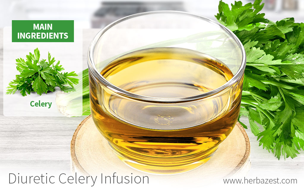 Diuretic Celery Infusion