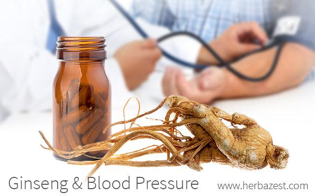 Ginseng & Blood Pressure