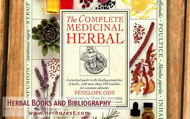 The Complete Medicinal Herbal