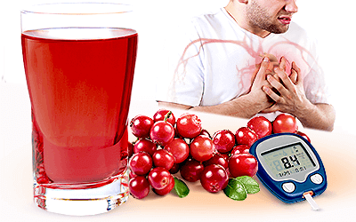 Cranberry Juice Benefits for Cholesterol and Glucose Metabolism Revealed by Study