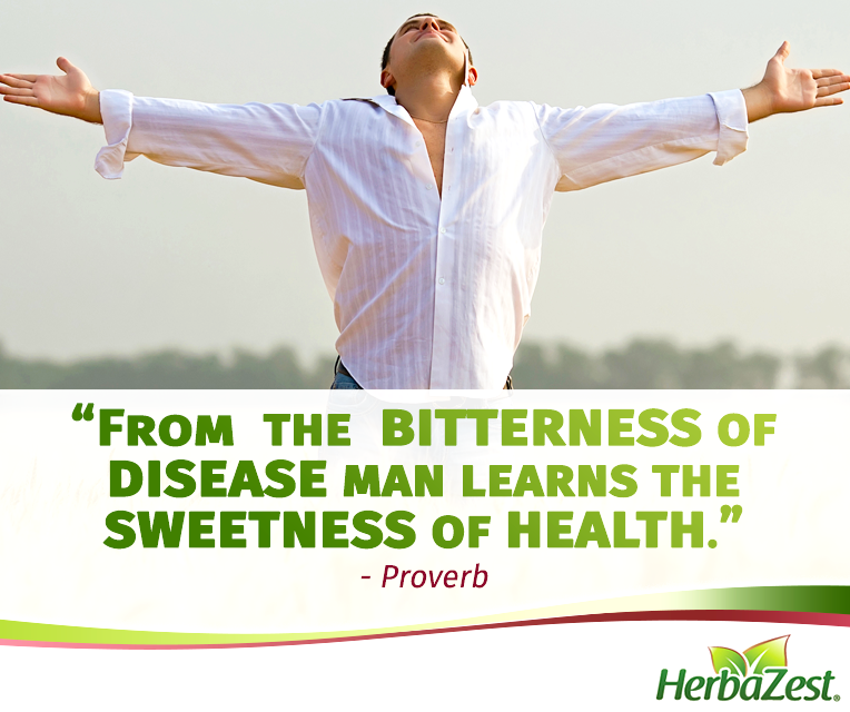 Quote: The Sweetness of Health