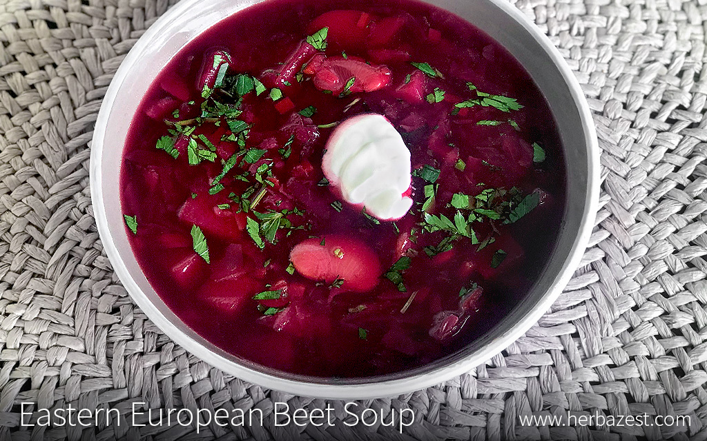 Eastern European Beet Soup