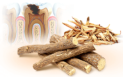 Licorice Compound Strong Against Tooth Decay Bacteria