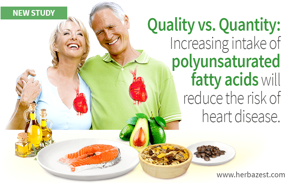 More Evidence Arises on Polyunsaturated Fats and Coronary Heart Disease