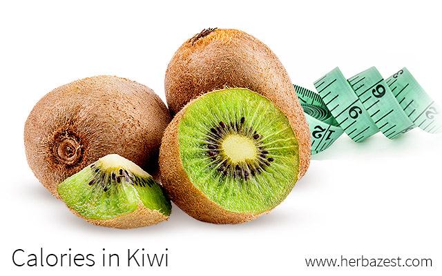 Calories in Kiwi