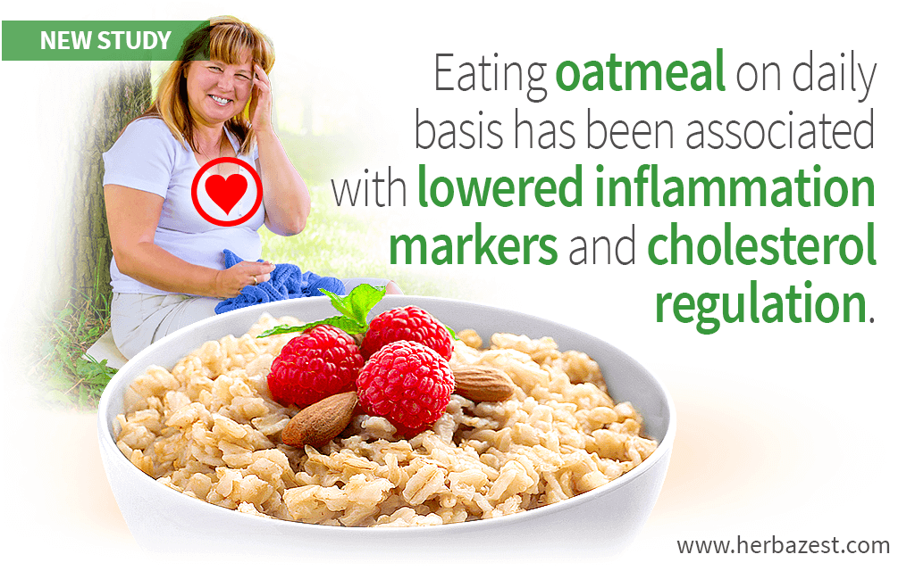 Benefits of Eating Oatmeal Every Day Validated by Study