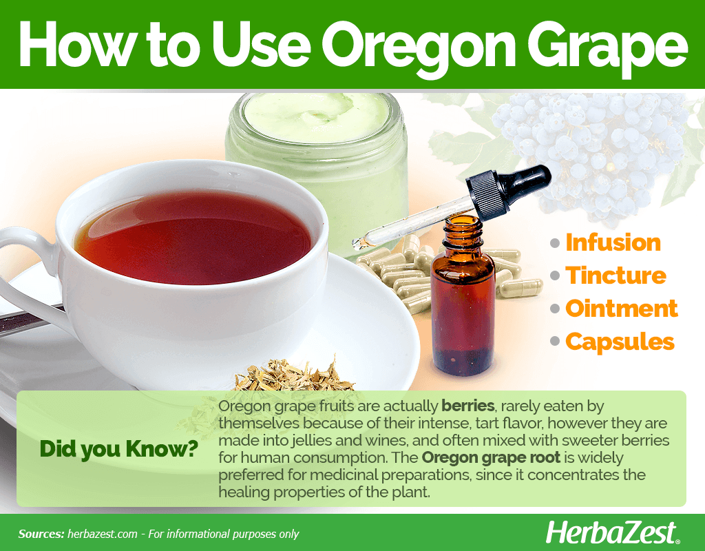 How to Use Oregon Grape