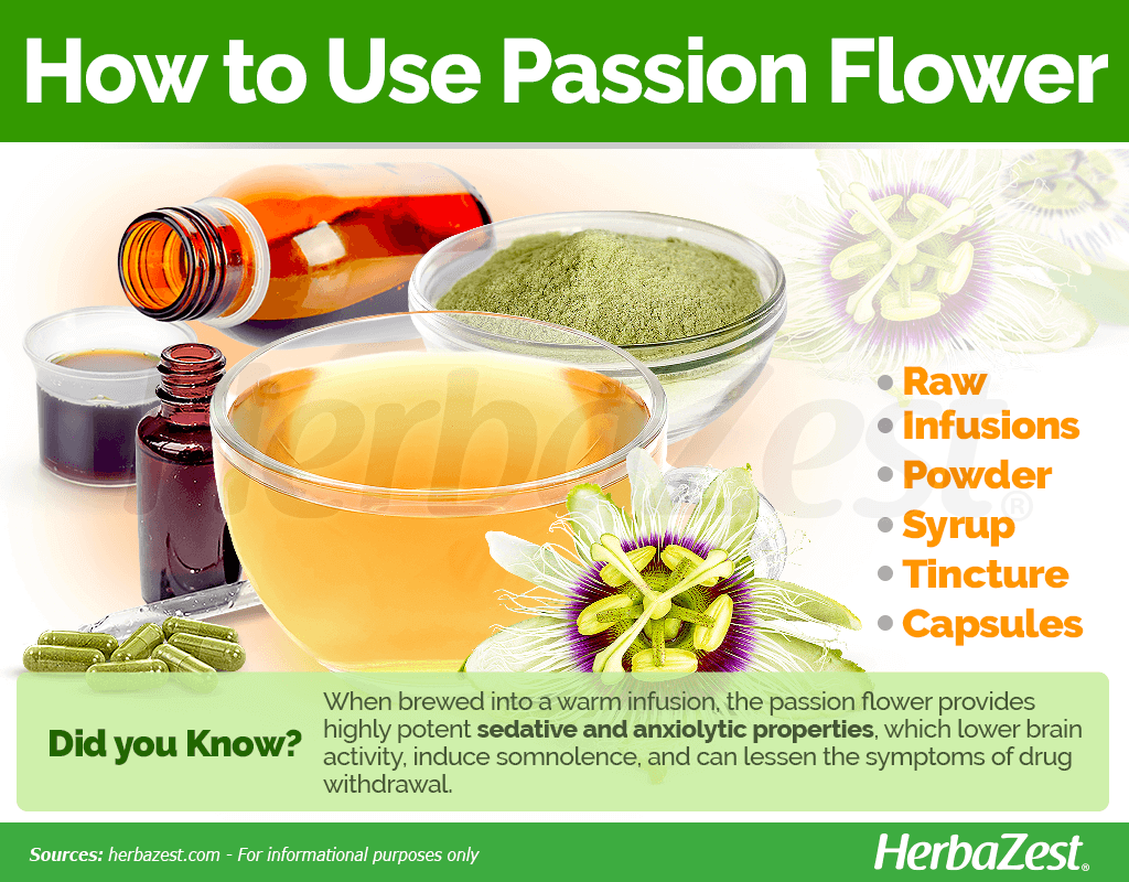 How to Use Passion Flower