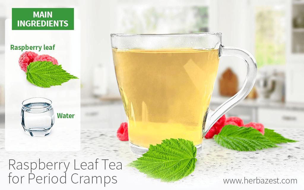 Raspberry Leaf Tea for Period Cramps
