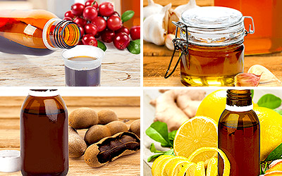 Natural Syrups