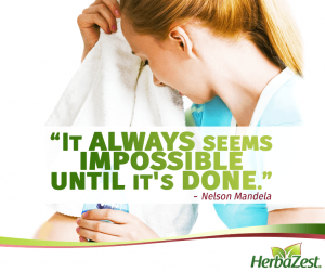 Quote: It Always Seems Impossible Until It's Done
