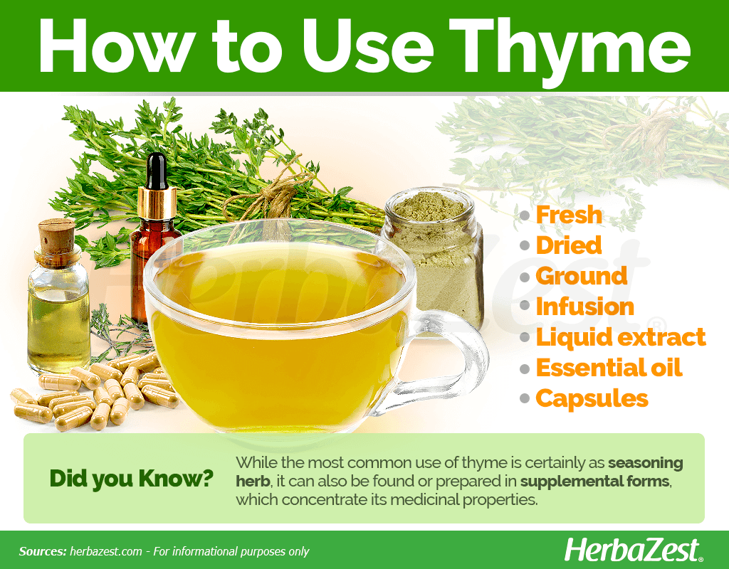 How to Use Thyme