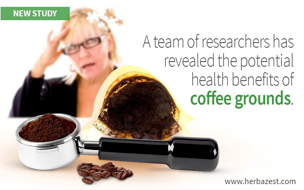 Potential Health Benefits of Coffee Grounds Uncovered