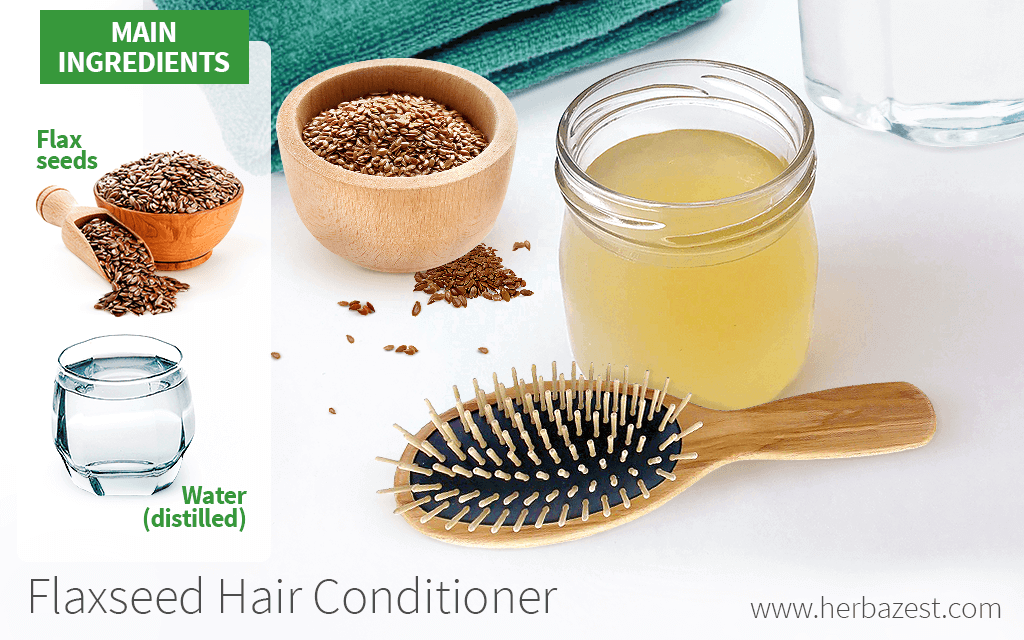 Flaxseed Hair Conditioner