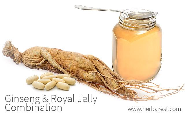 Ginseng & Royal Jelly Combination