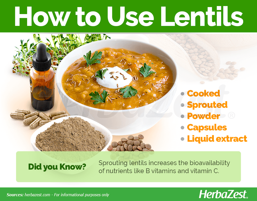 How to Use Lentils