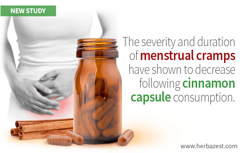 Cinnamon as a Safe and Effective Treatment for Primary Dysmenorrhea
