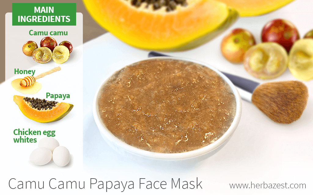 Camu Camu Papaya Face Mask