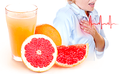 Grapefruit Juice Benefits for Heart Health Questioned by Study