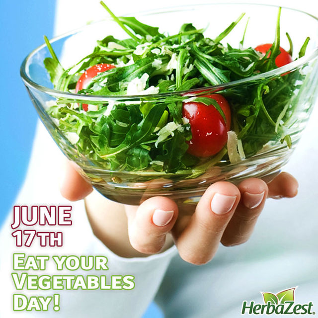 Special Date: Eat Your Vegetables Day