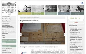 Acta physiologica et pharmacologica Bulgarica