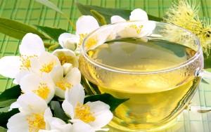 Jasmine and Eucalyptus Tea for Respiratory Relief