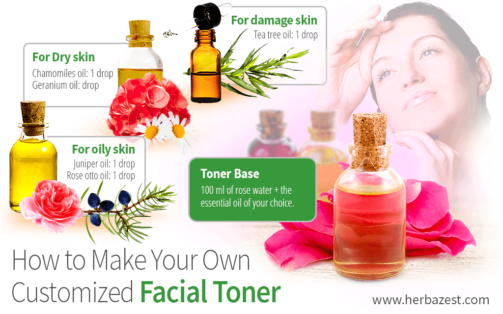 Make Your Own Facial Toner 11