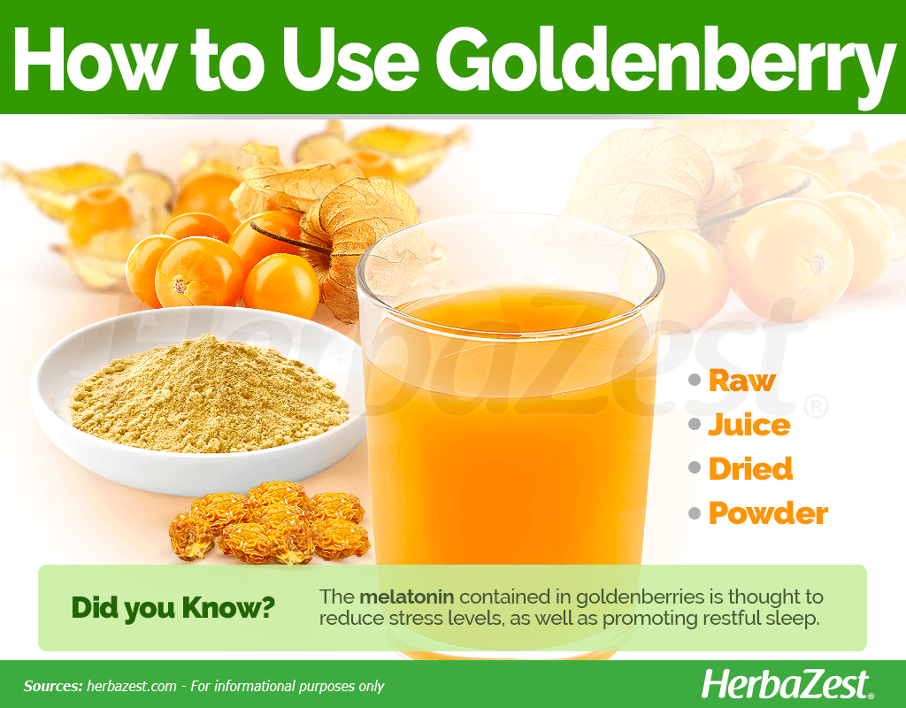 How to Use Goldenberry