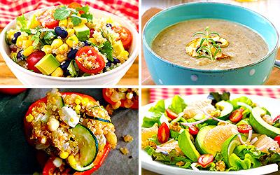 Quick & Easy Healthy Meals