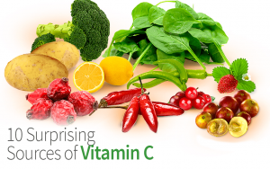 10 Surprising Sources of Vitamin C