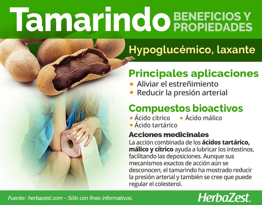 Beneficios y propiedades del tamarindo