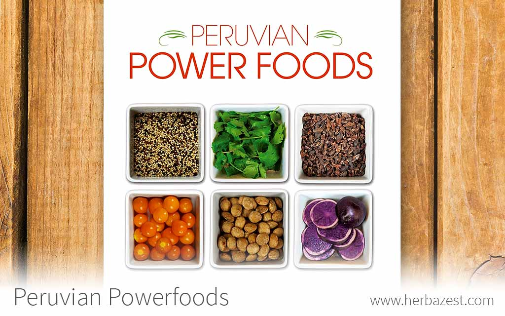 Peruvian Powerfoods
