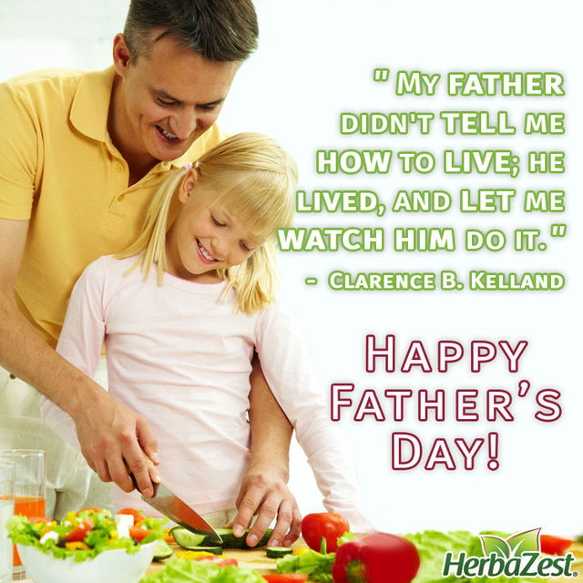 Special Date: Fathers Day   HerbaZest