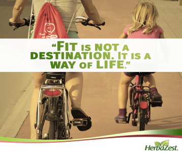 Quote: Fit is not a Destination it is a Way of Life