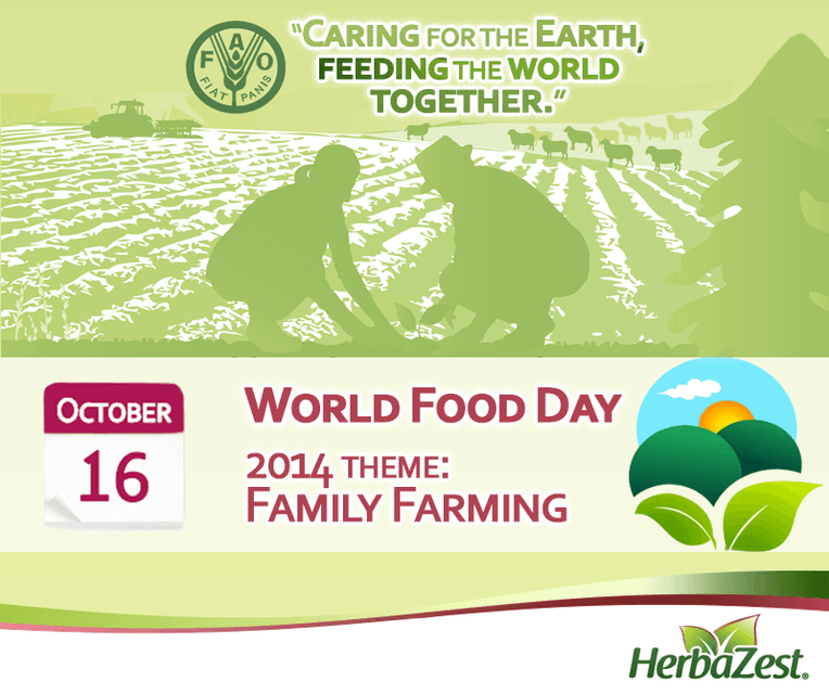 Special Date: World Food Day (ONU)