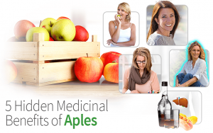 5 Hidden Medicinal Benefits of Apples
