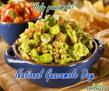 Special Date: National Guacamole Day
