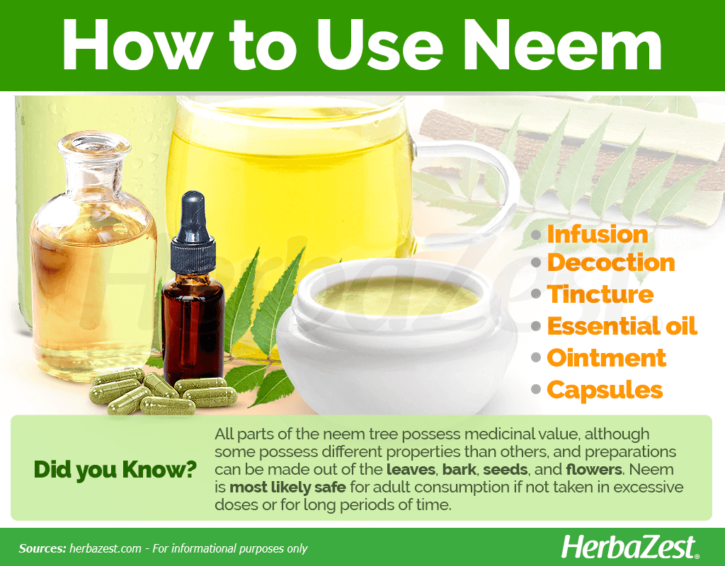 How to Use Neem