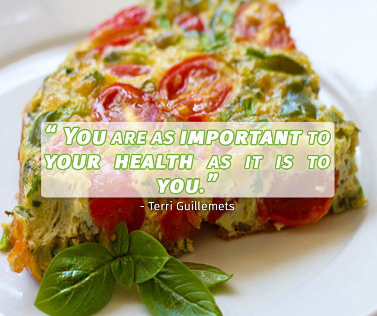 Quote: You Are as Important as Your Health