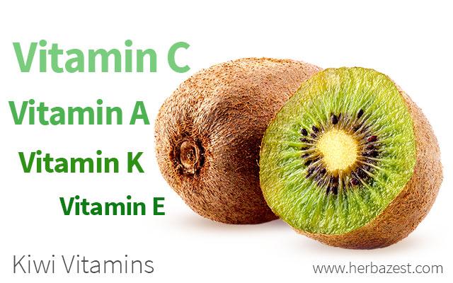 Kiwi Vitamins