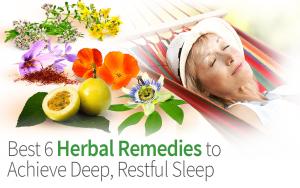 Best 6 Herbal Remedies to Achieve Deep, Restful Sleep