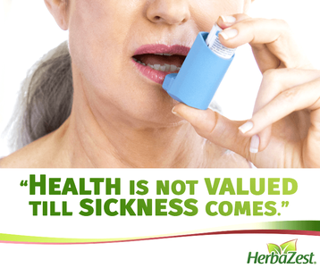 Quote: Health Is Not Valued Till Sickness Comes