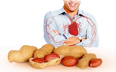 Peanuts May Help Prevent Heart Disease